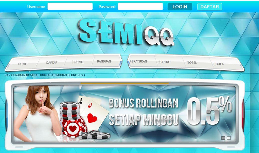 Semipoker Alternatif Link 2019 Resmi Daftar Poker Online Terpercaya Indonesia